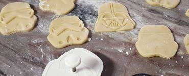 Akram's Ideas : Star Wars Day and Cookies