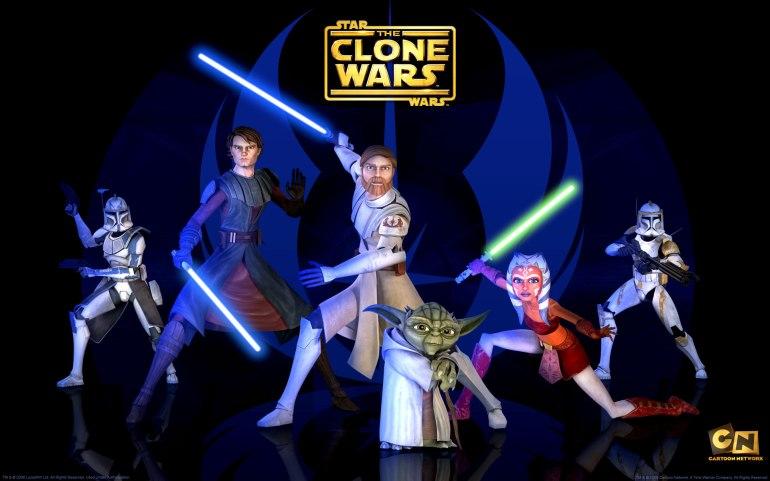 StarWars the Clone Wars