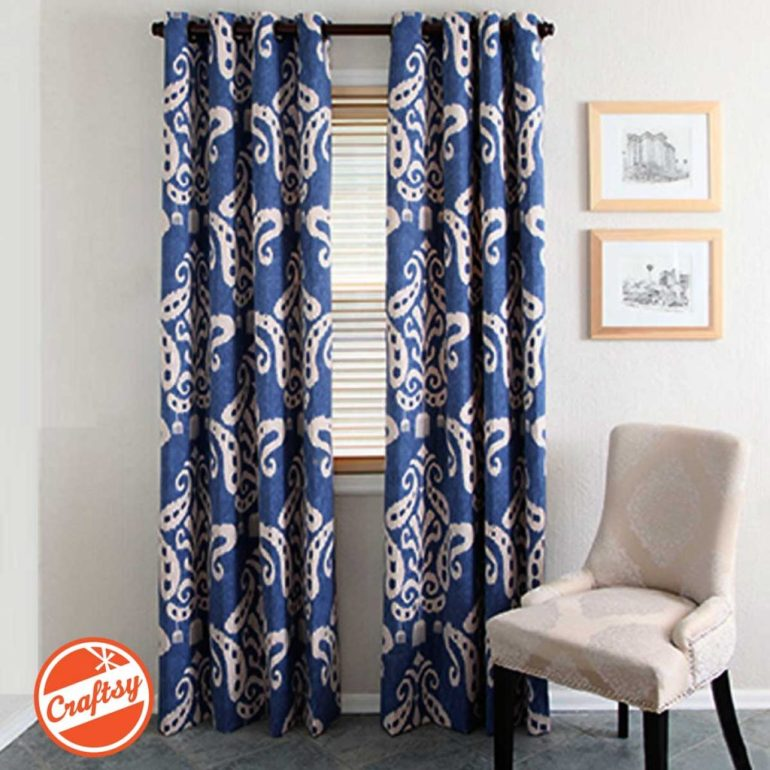 Craftsy curtains