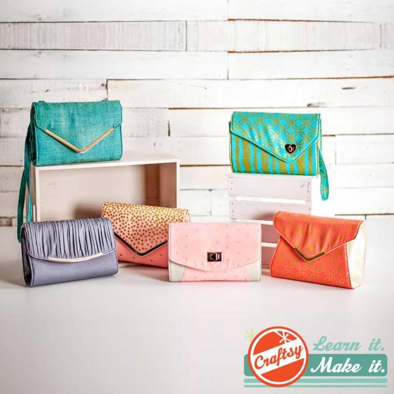 Exquisite clutch purses