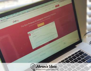Akram's Ideas: 5 Reasons Why You Should Be Using Viraltag