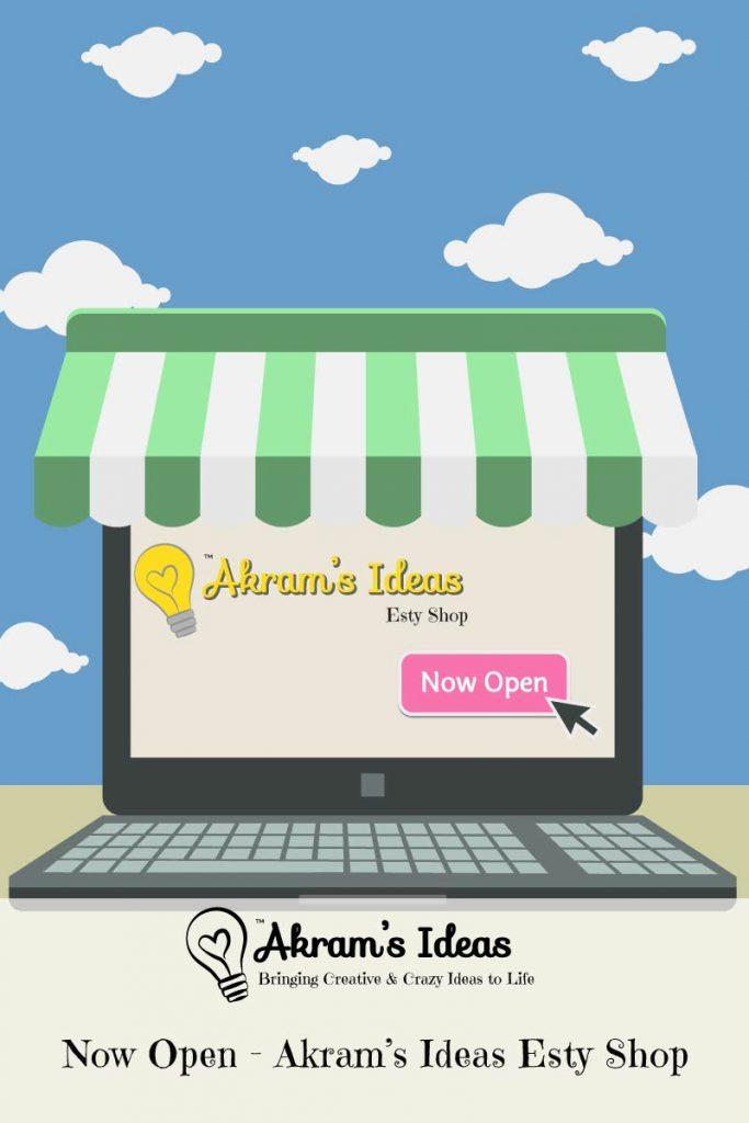Akram's Ideas - Esty Shop