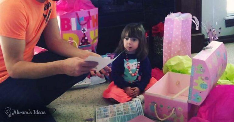 Akram's Ideas : Layla's 2nd Birthday