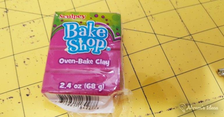 Akram's Ideas Sculpey Oven Bake Clay