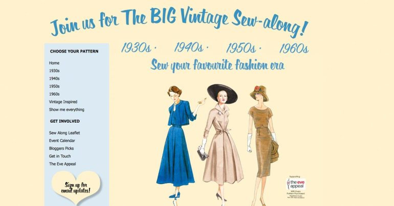 Akram's Ideas: McCall's Big Vintage Sewalong