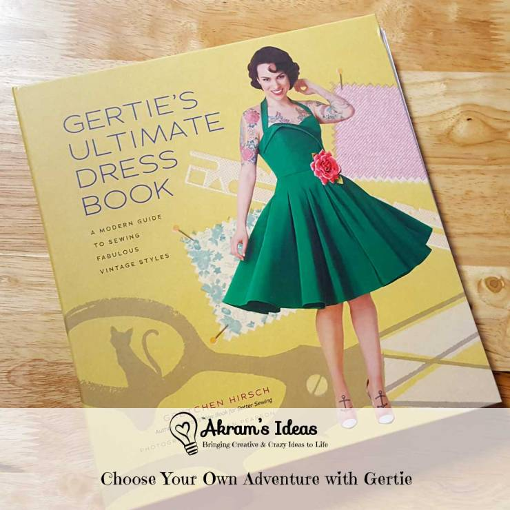 Akram's Ideas: Choose Your Own Adventure with Gertie