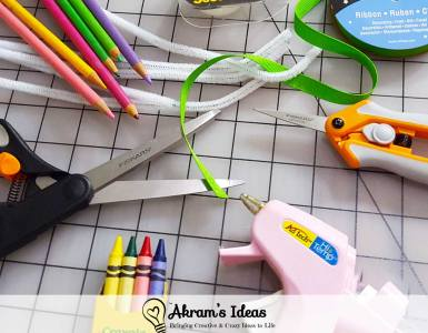 Akram's Ideas : Happy National Craft Month