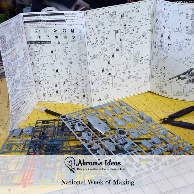 Get your creative juices flowing and learn who you can be apart of National Week of Making June 16 - 22.