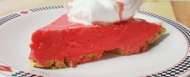 Learn how to take a classic Cherry Limeade and turn it into a Cherry Limeade pie using our Quickie Bake: No-Bake Sugar-Free Key Lime Pie recipe.