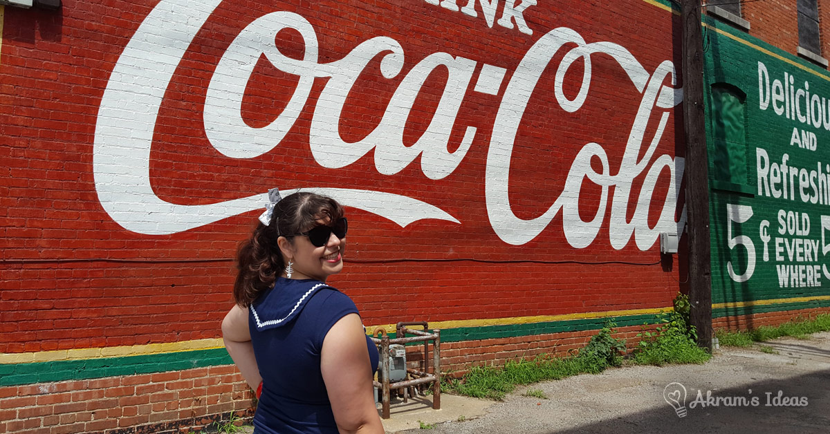 coca cola route 66 and a nautical top akram s ideas