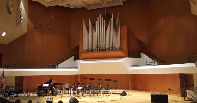 OU Sharp Concert Hall