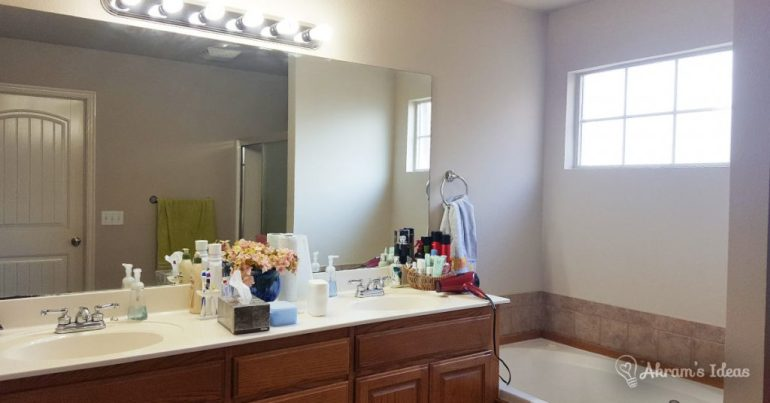 Akram's Ideas: Clean Bathroom