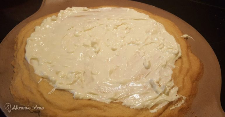 Akram's Ideas: White Chocolate Sauce