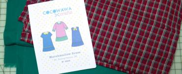 On the Sewing Table , a look at my December 2016 sewing plans.