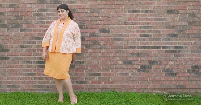 Akram's Ideas: Butterick 6464