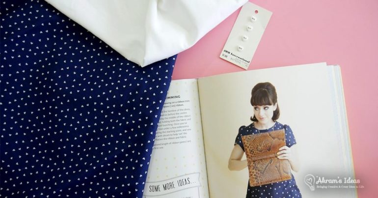 Akram's Ideas: Tilly & the Buttons Megan Dress