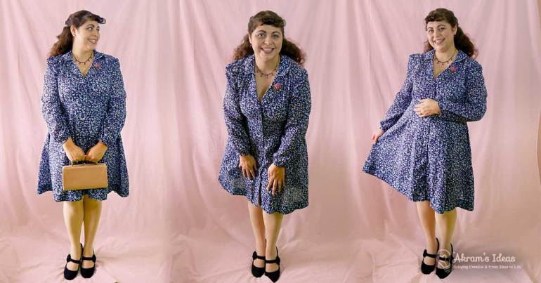Sew Over It - Vintage Shirt Dress