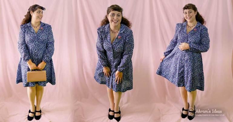 Sew Over It - Vintage Shirt Dress