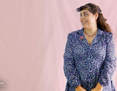 Akram's Ideas: #SMYLY Sew Over It Vintage Shirt Dress