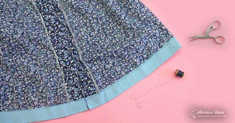 Sew Over It Vintage Shirt Dress inside hem