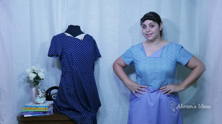 Myself along with Claire from Penguin and Pear, have collaborated to bring you a pattern review of the Laneway Dress by Jennifer Lauren Handmade.