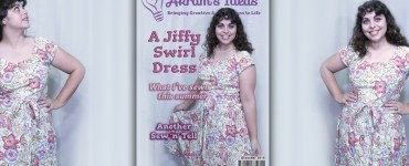 Akram's Ideas A Jiffy Swirl Dress