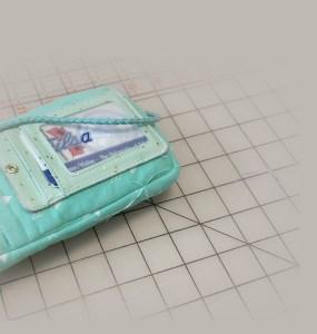 Akram's Ideas: DIY Phone Wallet
