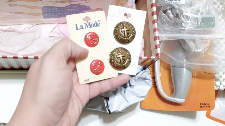 Akram's Ideas: Vintage Buttons