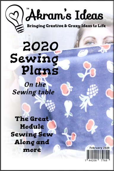 Akram's Ideas: 2020 Sewing Plans
