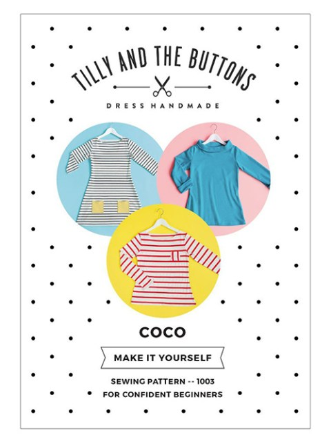 Tilly & The Buttons : Coco