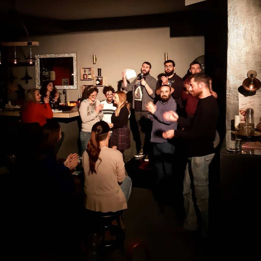Open Mic Athens