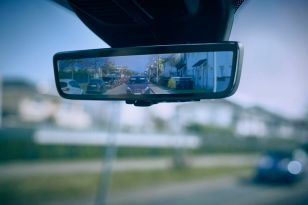 Ford 'Smart Mirror'