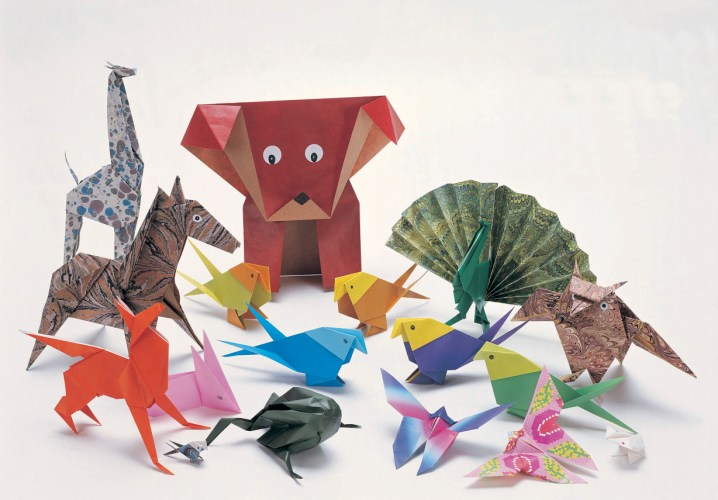Paper Folding with Michael Roy