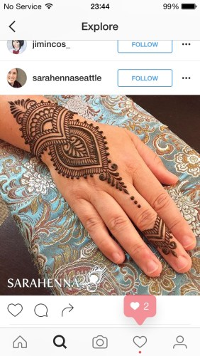 Henna by Ding