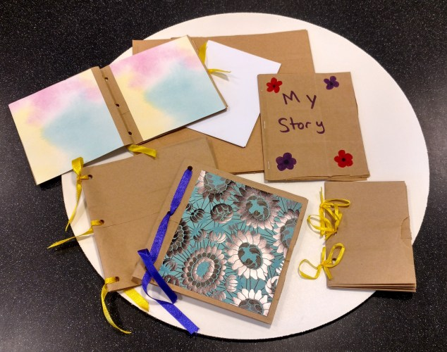 Goodyear Branch Library Presents Paper Bag Books