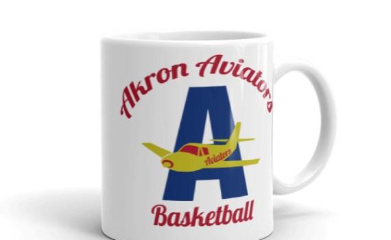Akron Aviators Mug