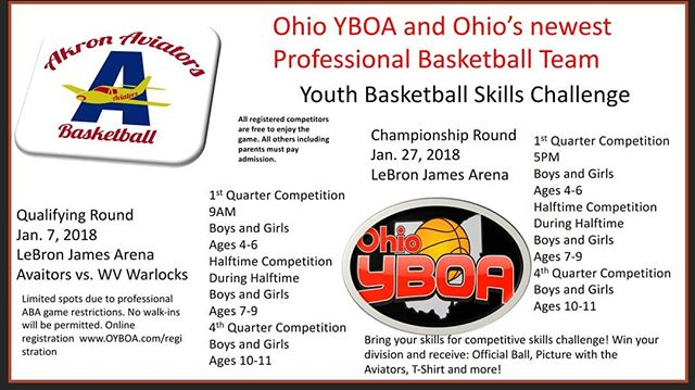 OYBOA Youth Skills Challenge