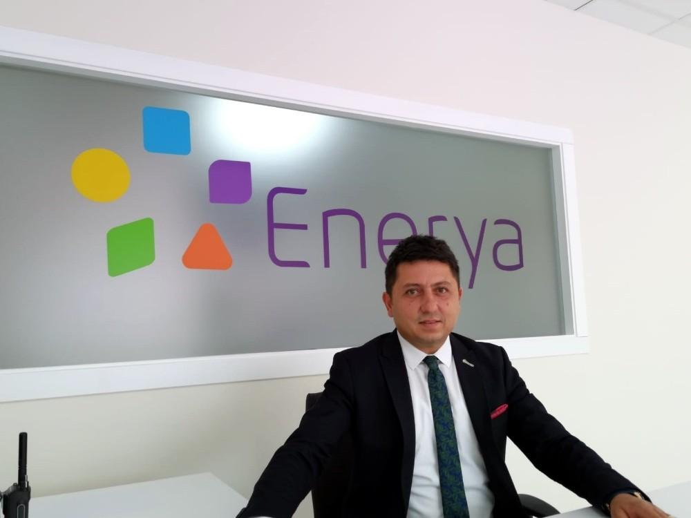 Enerya Aksaray'da yatırım ve hizmetlerine devam ediyor