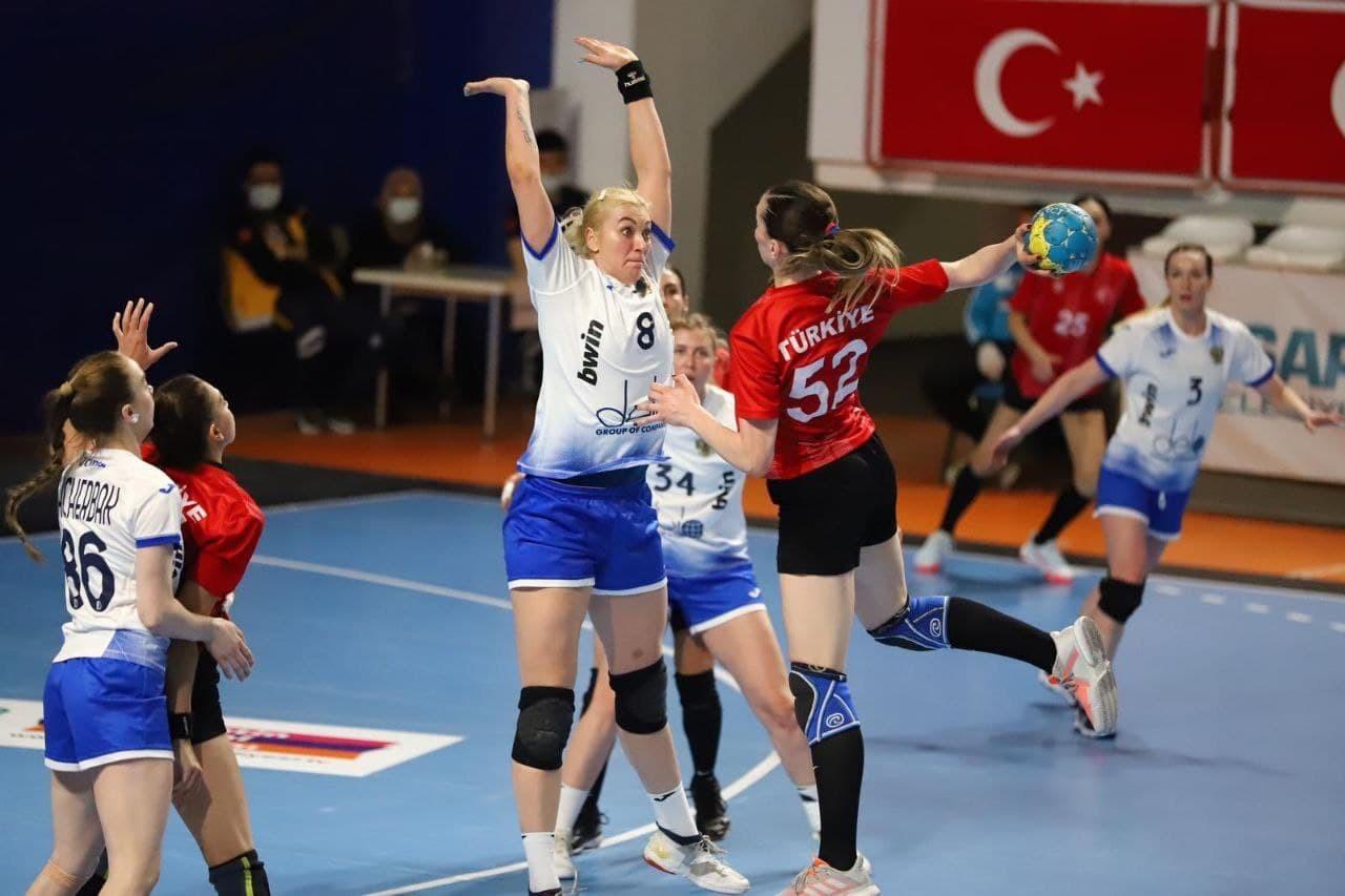 2021 Dünya Hentbol Şampiyonası Elemeleri Play-Off Turu: Türkiye: 23 – Rusya: 35