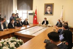 Aksaray'da pandemi nedeniyle yerel üreticilere satış desteği