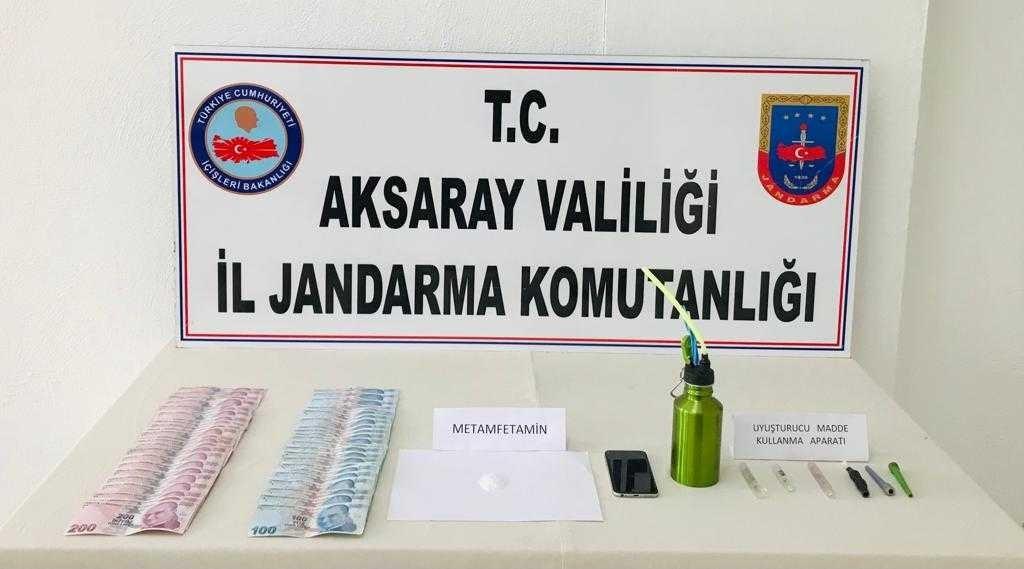 Aksaray'da 92 kaçak göçmen yakalandı