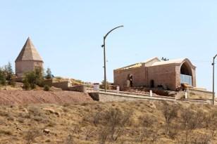 Aksaray'da 2. Kılıçarslan Türbesi ve Köşkü restore ediliyor