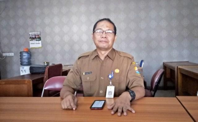 FOTO: Ketua UN Provinsi Jambi, Sugiyono.