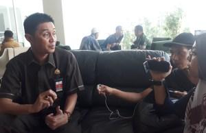 FOTO: Kepala Pelaksana BPBD Provinsi Jambi, Bachyuni Deliansyah.