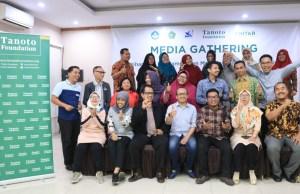 FOTO: Media Gathering Tanoto Foundation