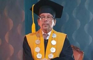 Prof. Dr. H. Adrianus Chatib, M. Hum