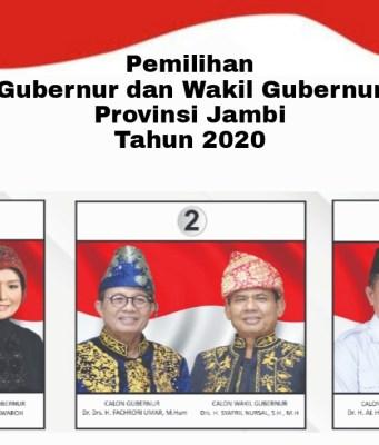 Ilustrasi surat suara. Foto: Ist