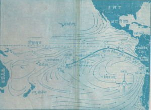 Kon Tiki travel route