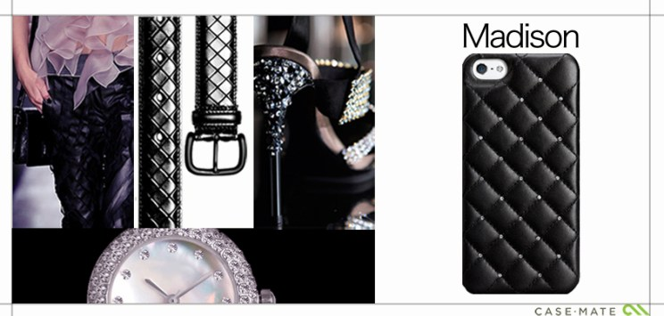 A Collage to match the style of Case-Mate Case Madison