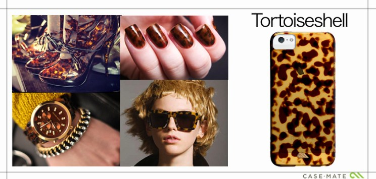 A Collage to match the style of Case-Mate Case Tortoise Shell